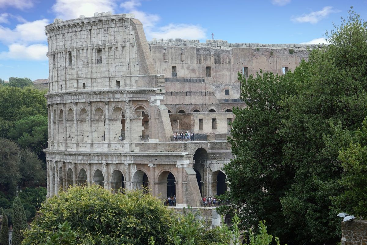 Rome Classic Driving Tour (Tour 4 hours)
