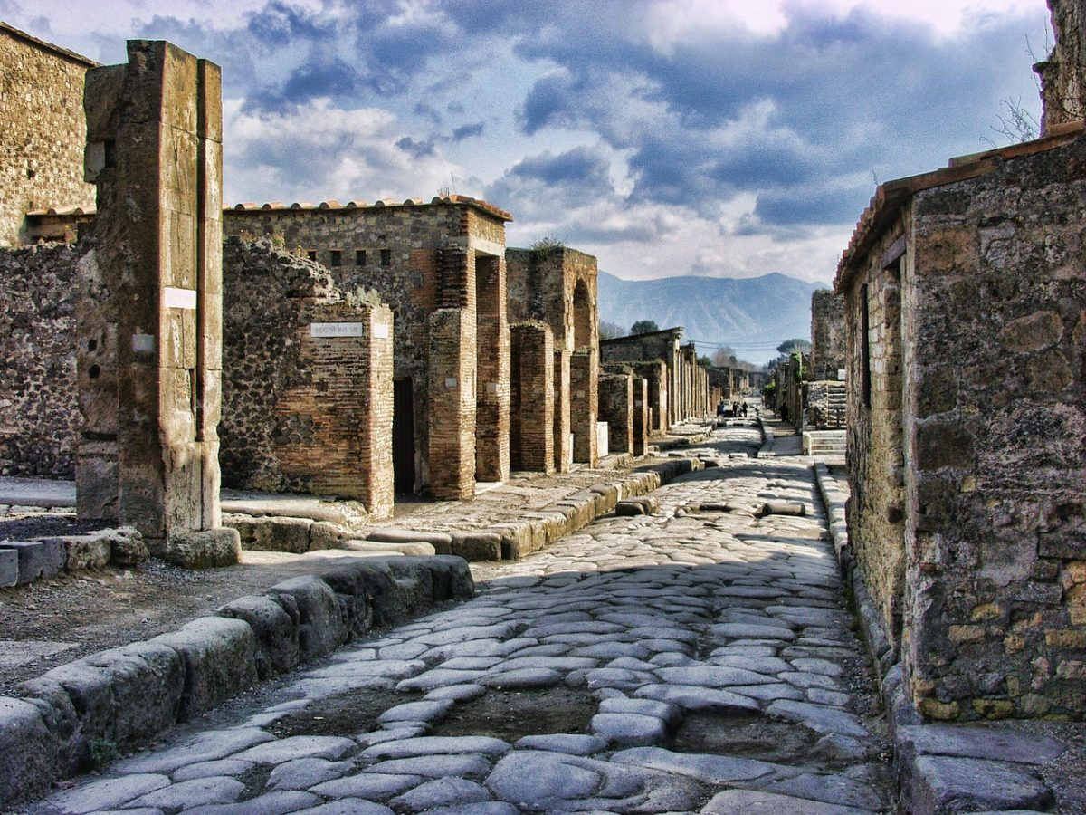 Naples and Pompei Tour